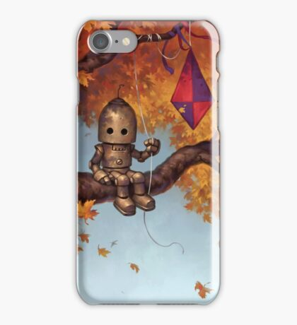 The Mystery of Flight iPhone Case/Skin