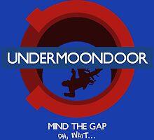 Undermoondoor - Game of Thrones by Geeksetas
