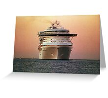 The Shipping News Greeting Card