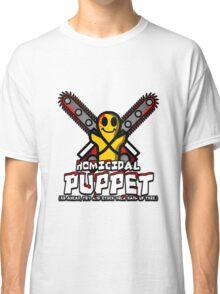 Homicidal Puppet Classic T-Shirt