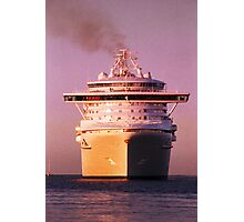 The Shipping News Photographic Print