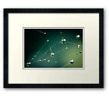 My Little Galaxy Framed Print