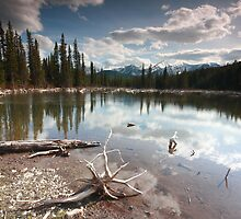 Beaver lake II by zumi