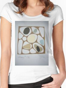 Collage 158 Women's Fitted Scoop T-Shirt