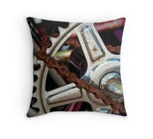 The Last Link Throw Pillow