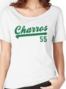 Funny Shirt Kenny Powers Charros Team Women's Relaxed Fit T-Shirt