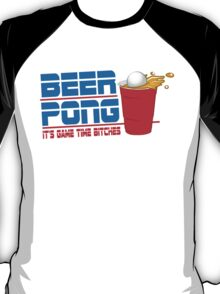 Funny Shirt - Beer Pong  T-Shirt