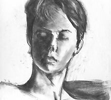 Portrait of Steph by Tuna