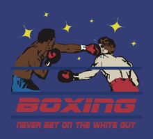 Funny Shirt - Boxing by MrFunnyShirt