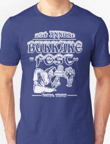 Funny Shirt - Bukkake Fest T-Shirt