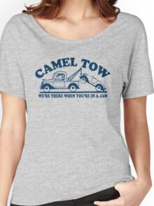 Funny Shirt - Camel Tow Women's Relaxed Fit T-Shirt