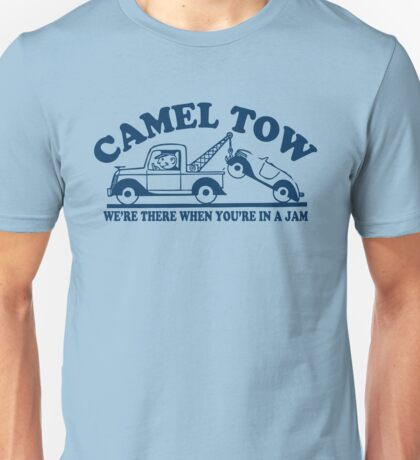 Funny Shirt - Camel Tow Unisex T-Shirt