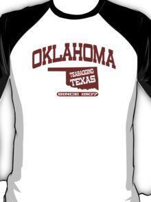 Funny Shirt - Oklahoma T-Shirt