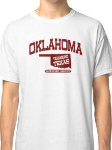 Funny Shirt - Oklahoma Classic T-Shirt