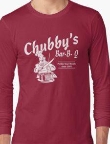 Funny Shirt - Chubby's Long Sleeve T-Shirt