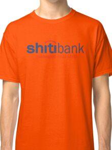 Funny Shirt - Shiti Bank Classic T-Shirt