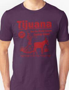 Funny Shirt - Tijuana Donkey Show Unisex T-Shirt
