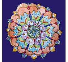 mandala 4 Photographic Print