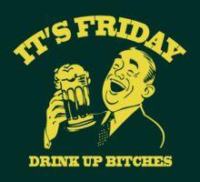 Funny Shirt - Drink Up by MrFunnyShirt