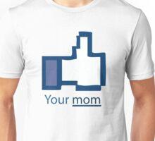 Funny Shirt - Facebook Unisex T-Shirt