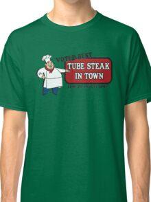 Funny Shirt - Tube Steak  Classic T-Shirt