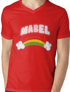 Mabel  Mens V-Neck T-Shirt