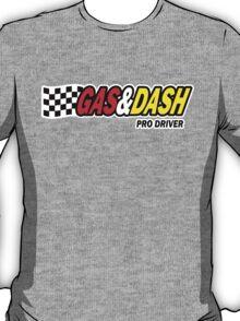 Funny Shirt - Gas and Dash T-Shirt
