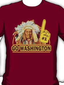 Funny Shirt - Go Washington T-Shirt
