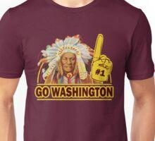 Funny Shirt - Go Washington Unisex T-Shirt