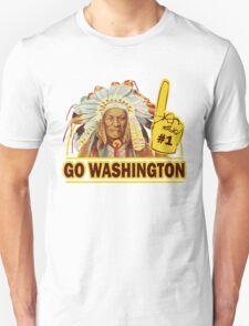 Funny Shirt - Go Washington T-Shirt