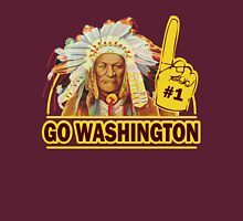 Funny Shirt - Go Washington Unisex T-Shirt