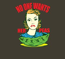 Funny Shirt - Her Peas Unisex T-Shirt