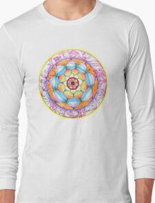 mandala 2 Long Sleeve T-Shirt
