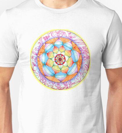 mandala 2 Unisex T-Shirt