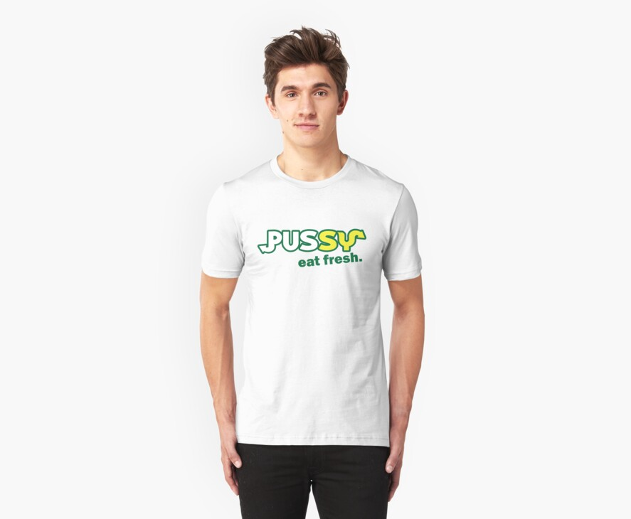Funny Shirt - Eat Fresh by MrFunnyShirt