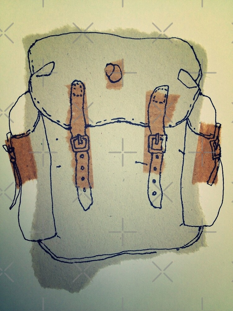 rucksack 3 by Jonesyinc