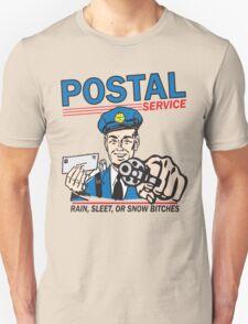 Funny Shirt - Postal T-Shirt