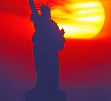 Statue of Liberty - New York by Wellb69Images