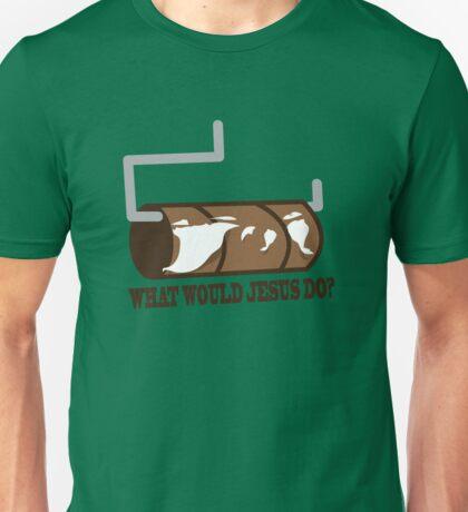 Funny Shirt - WWJD Unisex T-Shirt