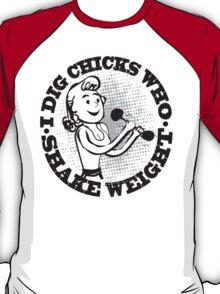 Funny Shirt - Shake Weight T-Shirt