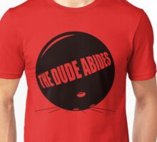 Funny Shirt - The Dude Abides Unisex T-Shirt