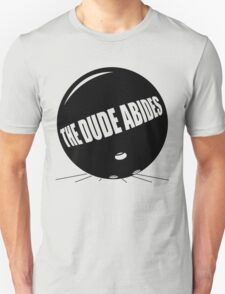 Funny Shirt - The Dude Abides T-Shirt