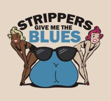 Funny Shirt - Strippers T-Shirt