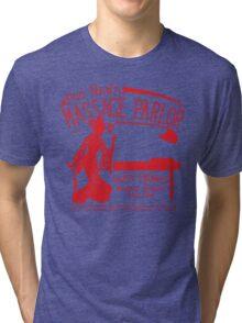 Funny Shirt - Happy Endings Tri-blend T-Shirt