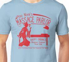 Funny Shirt - Happy Endings Unisex T-Shirt