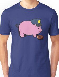 Funny Shirt - Cop Unisex T-Shirt