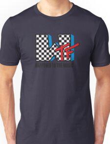 WTF Funny Music Shirt Unisex T-Shirt