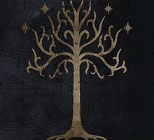 For Gondor (Grunge) by enthousiasme
