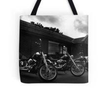 Bikers' Break Tote Bag