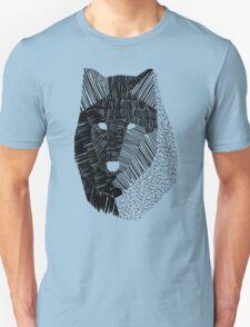 Wolf Mask Unisex T-Shirt